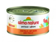 Almo Nature Classic/Legend 70g Dose Kitten