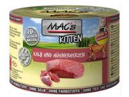 MACs 200g Dose für Kitten