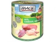 MACs 800g Dose, 9 Sorten je 1x (ohne Fisch)