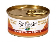 Schesir Fruit 75g Dose (Natural/Jelly)