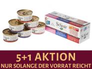 Schesir Natural 85g Multipack 5+1