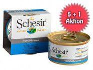 5+1 AKTION: Schesir Natural 85g Dose