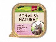 RESTPOSTEN: Schmusy Nature 100g Schale