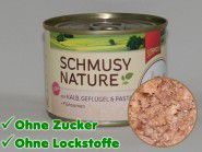 Schmusy Nature Kitten 190g Dose