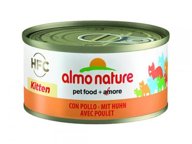 Almo Nature Classic/Legend 70g Dose Kitten