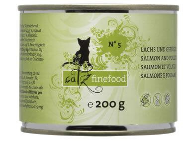 Catz Finefood 200g Dose, alle 12 Sorten je 1x
