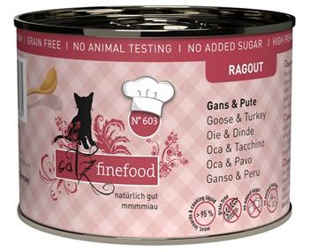 NEU: Catz Finefood RAGOUT 180g Dose