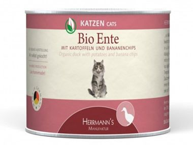 Herrmanns 200g Dose für Kitten