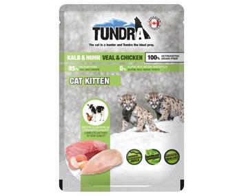 Tundra Kitten 85g Frischebeutel