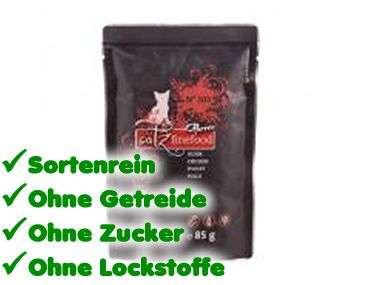 Catz Finefood Purrrr 85g/80g Beutel