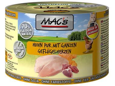 MACs 200g Dose, 10 Sorten je 1x