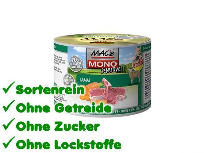MACs Sensitive 200g Dose